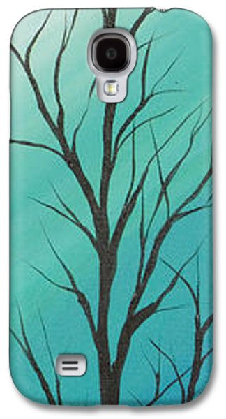 Landscape Acrylic Prints Galaxy S4 Cases - Love is in the air Galaxy S4 Case by Roni Ruth Palmer
