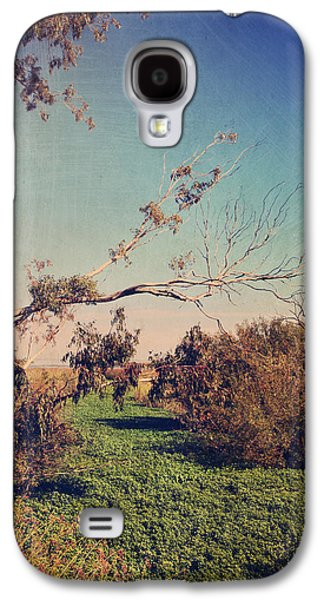 Wetlands Galaxy S4 Cases - Love Lives On Galaxy S4 Case by Laurie Search