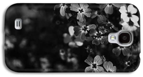 Monotone Galaxy S4 Cases - Love Lost Galaxy S4 Case by Laurie Search