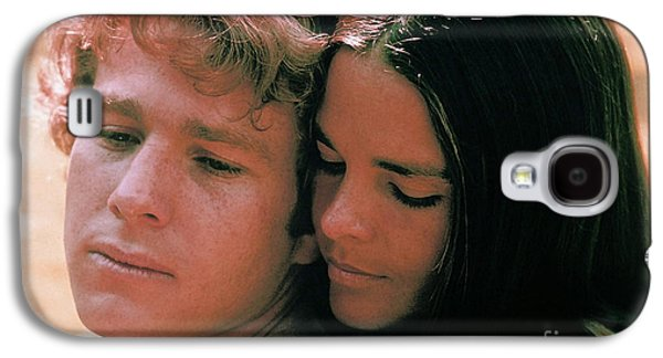 Love Story Galaxy S4 Case by Marvin Blaine