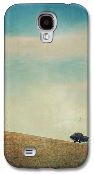 Field Galaxy S4 Cases - Love Your Own Company Galaxy S4 Case by Laurie Search
