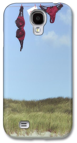 Sheet Galaxy S4 Cases - Loveletter From Cloud 9 Galaxy S4 Case by Joana Kruse