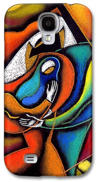 Loving Family Galaxy S4 Case by Leon Zernitsky