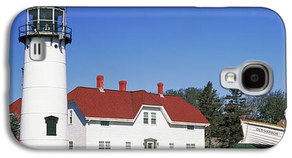 Low Angle View Of A Lighthouse, Chatham Galaxy S4 Case by Panoramic Images