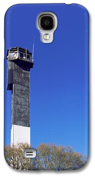 Sullivan Galaxy S4 Cases - Low Angle View Of A Lighthouse Galaxy S4 Case by Panoramic Images