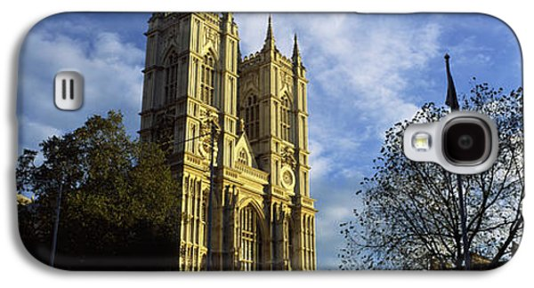 Low Angle View Of An Abbey, Westminster Galaxy S4 Case by Panoramic Images
