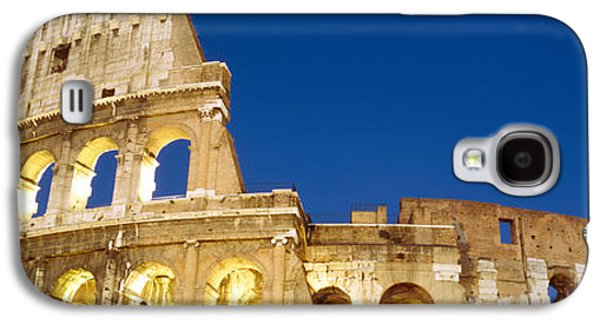 Ancient Galaxy S4 Cases - Low Angle View Of Ruins Of An Galaxy S4 Case by Panoramic Images