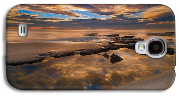 Stunning Galaxy S4 Cases - Low Tide Reflections Galaxy S4 Case by Larry Marshall