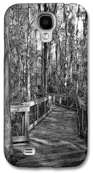 Loxahatchee Refuge-2 Galaxy S4 Case by Rudy Umans