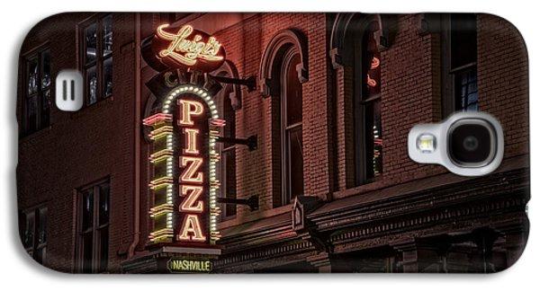 Nashville Tennessee Galaxy S4 Cases - Luigis Pizza Galaxy S4 Case by Rick Berk