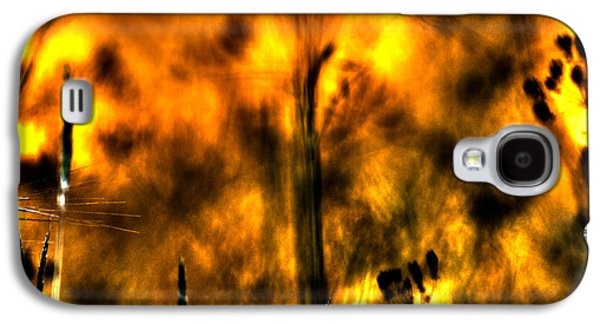Poster Art Galaxy S4 Cases - Lumiere de pres Galaxy S4 Case by Jb Atelier