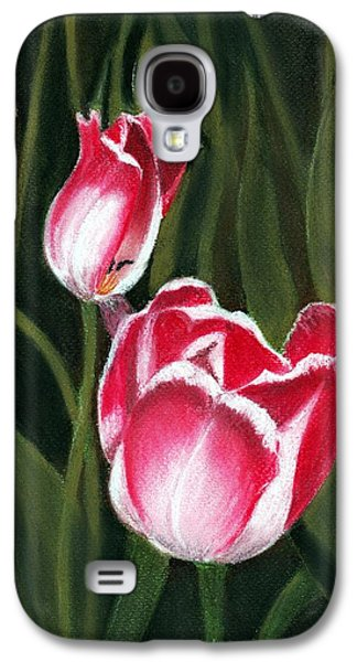Plants Galaxy S4 Cases - Luminous Galaxy S4 Case by Anastasiya Malakhova