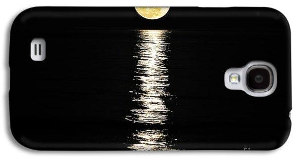 Photography Prints Galaxy S4 Cases - Lunar Lane Galaxy S4 Case by Al Powell Photography USA