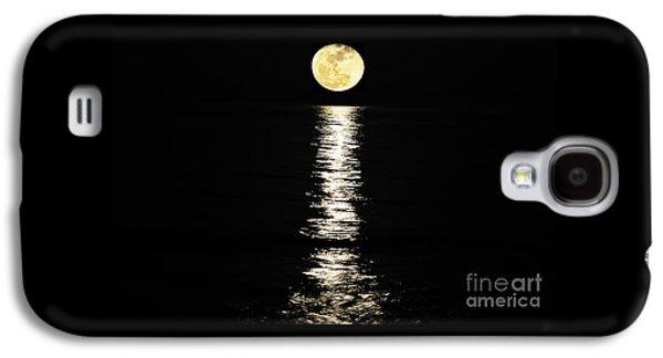 Luna Galaxy S4 Cases - Lunar Lane Galaxy S4 Case by Al Powell Photography USA