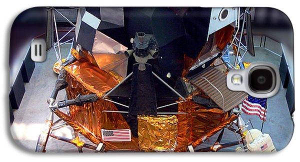 Lunar Module Galaxy S4 Case by Kevin Fortier