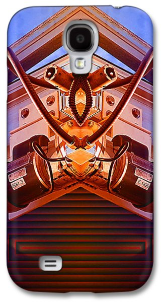 Photo Manipulation Digital Galaxy S4 Cases - Machine Maid Galaxy S4 Case by Wendy J St Christopher