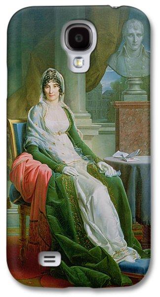 Bust Galaxy S4 Cases - Madame Mere, Maria Letizia Ramolino Bonaparte, C.1800-04 Oil On Canvas Galaxy S4 Case by Francois Pascal Simon, Baron Gerard