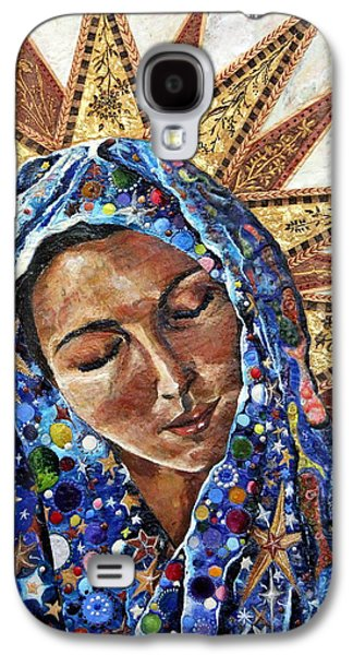Madonna Of The Dispossessed Galaxy S4 Case by Mary C Farrenkopf