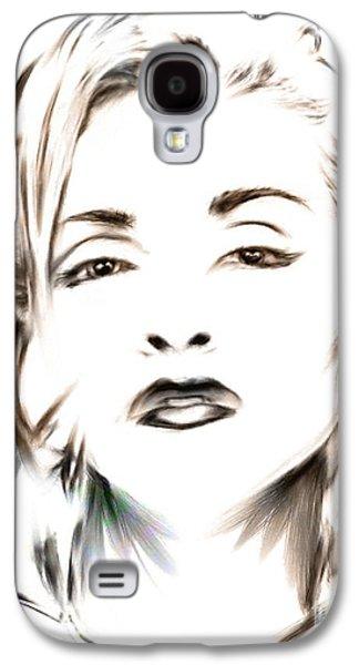 Madonna Galaxy S4 Case by Wu Wei