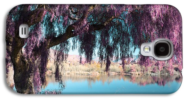 Lone Tree Galaxy S4 Cases - Magic Can Happen Galaxy S4 Case by Laurie Search