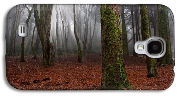 Portugal Galaxy S4 Cases - Magic light Galaxy S4 Case by Jorge Maia