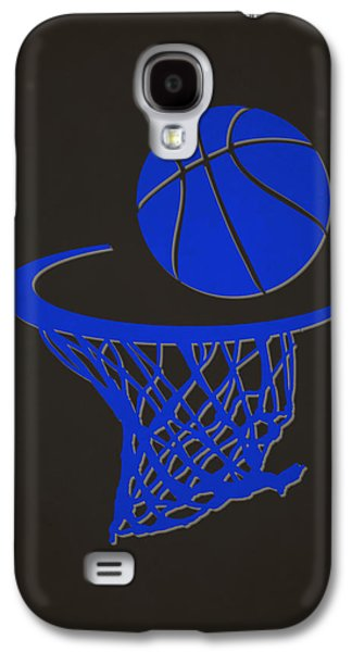 Fantasy Photographs Galaxy S4 Cases - Magic Team Hoop2 Galaxy S4 Case by Joe Hamilton
