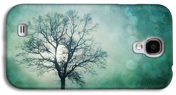 Magic Photographs Galaxy S4 Cases - Magic Tree Galaxy S4 Case by Priska Wettstein