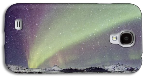 Mountain Valley Galaxy S4 Cases - Magical Night Galaxy S4 Case by Evelina Kremsdorf