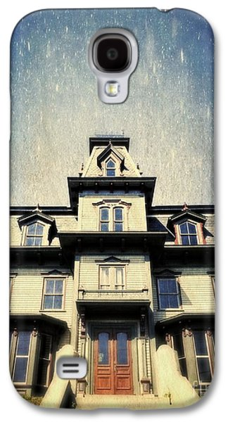 Victorian Photographs Galaxy S4 Cases - Magical Victorian Wonder Galaxy S4 Case by Edward Fielding