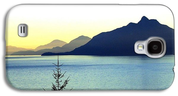 Vancouver Photographs Galaxy S4 Cases - Magnificent Howe Sound Galaxy S4 Case by Will Borden