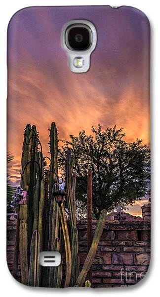 Landscapes Photographs Galaxy S4 Cases - Magnificent Sunrise Galaxy S4 Case by Robert Bales