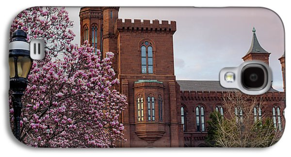Magnolias Near The Castle Galaxy S4 Case by Andrew Pacheco