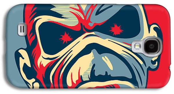 Famous Artist Galaxy S4 Cases - MAIDEN No.02 Galaxy S4 Case by Unknow