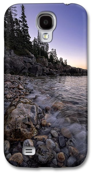 Maine Beach Galaxy S4 Cases - Maine Dawn II Galaxy S4 Case by Rick Berk