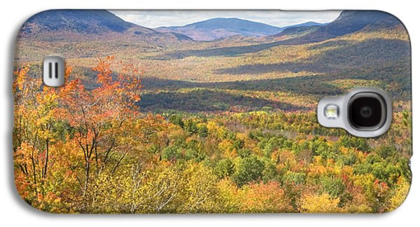 Maine Mountains Galaxy S4 Cases - Maine Mountains In Fall Mount Blue State Park  Galaxy S4 Case by Keith Webber Jr