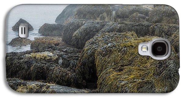 Cape Neddick Galaxy S4 Cases - Maines Rocky Coast Galaxy S4 Case by Joseph Smith