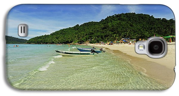 Malaysia, Perhentian Islands Galaxy S4 Case by Anthony Asael