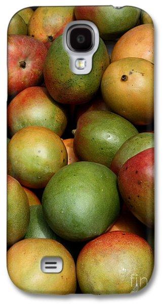 Mangoes Galaxy S4 Case by Carol Groenen
