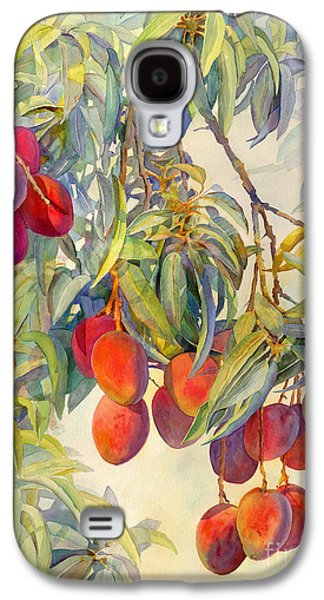 Mangoes In The Evening Light Galaxy S4 Case by Dorothy Boyer