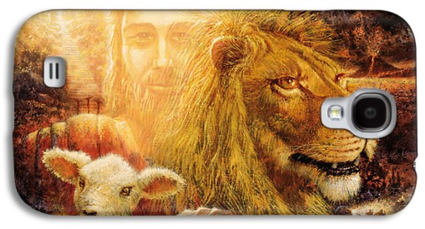 Religious Galaxy S4 Cases - Manifold Majesty Galaxy S4 Case by Graham Braddock