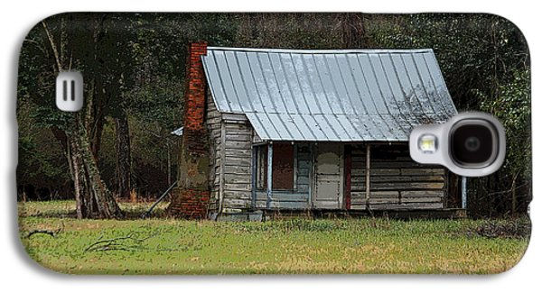 Old House Photographs Galaxy S4 Cases - Many Years Have Come and Gone Galaxy S4 Case by Suzanne Gaff