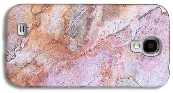 Marble Background Galaxy S4 Case by Anna Om