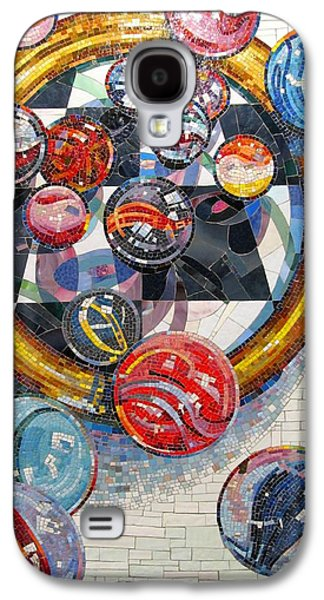 Interior Still Life Mixed Media Galaxy S4 Cases - MARBLES Game  Galaxy S4 Case by Dan Haraga