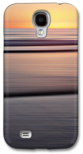 Ocean Sunset Galaxy S4 Cases - Mare 137 Galaxy S4 Case by Steffi Louis