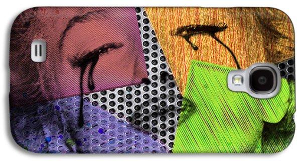 70s Galaxy S4 Cases - Marilyn Galaxy S4 Case by Mark Ashkenazi