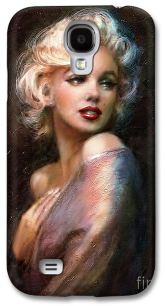 Old Galaxy S4 Cases - Marilyn romantic WW 1 Galaxy S4 Case by Theo Danella