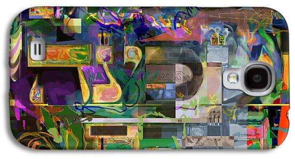 Inner Self Galaxy S4 Cases - Marital Harmony 51 Galaxy S4 Case by David Baruch Wolk