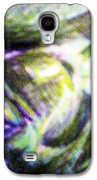 Abstract Digital Drawings Galaxy S4 Cases - Mark Lopez Galaxy S4 Case by HollyWood Creation By linda zanini