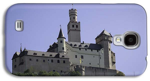 Recently Sold -  - Fantasy Photographs Galaxy S4 Cases - Marksburg Castle 18 Galaxy S4 Case by Teresa Mucha