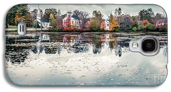 Small Towns Galaxy S4 Cases - Marlow New Hampshire  Galaxy S4 Case by Edward Fielding